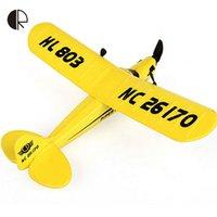 Wholesale RC Plane HL High Quality EPP Foam G Remote Control Airplane CH RC Plane m Control Distance Glider Drop Shipping HT834