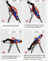 Wholesale Body Power ABI1780 Inversion Table with Core and Back Machine with top quality and comfortable