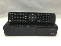 venda por atacado digital receiver-1PC Vu Solo 2 se VS Meelo + se decodificador sintonizador duplo receptor de TV original software DVB-S2 HD via satélite Linux OS digital de alta qualidade