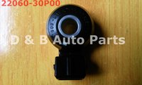 auto knock sensor - 1pc Original High Quality Knock Sensors P00 Auto Sensors For Nissan