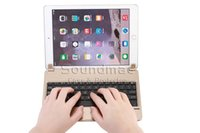 Wholesale Ultra Thin Plastic Wireless Bluetooth keyboard Case Cover for Ipad Air Ipad Pro Inch Keyboard With Retail Box