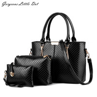 atmosphere bags - Quality Sale Real Assurance Luxurious Atmosphere Composite Bag Ladies Fashion Handbag Elegant Single Shoulder Pu Leather