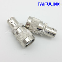 Wholesale Taifulink BNC TNCJ BNCK Mother Head Turn TNC Male Head All Copper High Quality Radio Frequency Coaxial Connector HS569