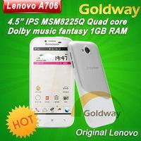 bar ukraine - Original Lenovo A706 MSM8225Q Quad Core Phone quot GB RAM GB ROM Android GPS Russia Ukraine Spanish Root