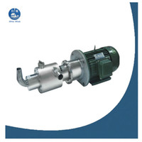 absorption food - 1 HP Food stainless steel screw honey thick slurry pumps with self absorption