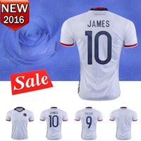 colombia - Whosales Copa Colombia Soccer Jerseys Chandal Colombia Jersey Football Shirts FALCAO JAMES RODRIGUEZ A Quality