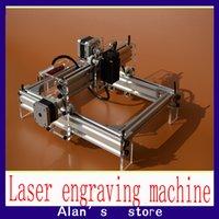 Wholesale 500 mW laser engraving machine laser engraving machine DIY DIY engraving machine mW benbox software insist on seven languages