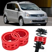 Wholesale 2pcs Super Power Rear Car Auto Shock Absorber Spring Bumper Power Cushion Buffer Special For Nissan LIVINA
