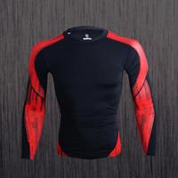Wholesale Martial Rash Guard for MMA BJJ CrossFit Gym shirts Compression shirts Training shirts Hot Selling