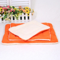 air kennel - Pet Waterloo air pad Warm puppy pad Small Medium Large Dog Pet Cat Crate Kennel Warm Bed Mat Padding House