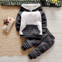 Wholesale children clothing set for years children girls and boys hoodies