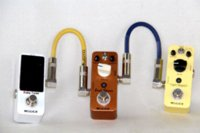 Wholesale Guitar Effects pedal cable pieces Different colors All effect pedal can be used effect pedal cable stomp box