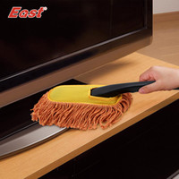 Wholesale East inch Useful Duster Home Furniture Car Duster Brush Dust Cleaner Feather Duster