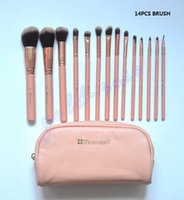 bh shipping - HOT BH Cosmetics Makeup Brush Foundation BB Cream Powder Pieces Brush Makeup Tools DHL GIFT