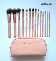 bh shipping - HOT BH Cosmetics Makeup Brush Foundation BB Cream Powder Pieces Brush Makeup Tools DHL GIFT