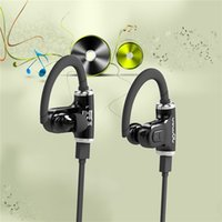 Wholesale Roman S530 Stereo Sport Bluetooth Headset Wireless Headphone Earphone with Original Retail Box For All Smart Phone