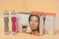 Wholesale 2016 PMD Pro Skin Care Tools Personal Microderm Pro Microdermabrasion Face Device Tools Grey Pink Colors vs facial cleansing brush MQ20