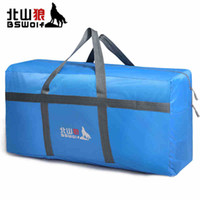 Wholesale Outdoor Sports Equipment Packing Inflatable Cushion Clothing Bag Climbing Camping Hiking Bags