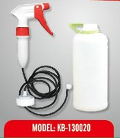 Wholesale Household Garden Home Plastic Disinfect Hand Mist Trigger Sprayer Gun For Disinfection Insect Control Cleaning KB