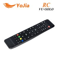 Wholesale 5pcs Remote control for VU solo VU Duo Cloud ibox VU Solo pro X Solo mini Openbox S6000HD satellite receiver order lt no trac