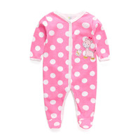 best cotton pajamas - 2016 Best Selling Baby Pajamas Rompers Body suits Carters Foot Cover Newborn boys girls one pieces Clothes TOP QUALITY
