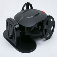 Wholesale Hot Sale Robot Lawn Mower Black Grass Cut Machine With Good Quality Only
