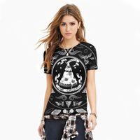 american apparel alternative - New American Apparel Women T Shirt Alternative food Tops Sport Women Tees Plus Size WT