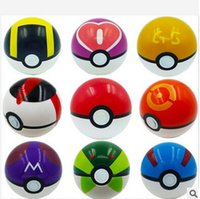 Wholesale Cartoon Movies Ball Boxes Kid s Cartoon Toys Poke Ball Box For Christmas Gift