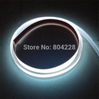 Wholesale 2cm cm Light Up Glowing Electroluminescent Strip With DC12V Inverter EL Products Cheap EL Products