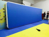 Wholesale 6 m Inflatable Air Track Tumbling Inflatable Air Track Gymnastics