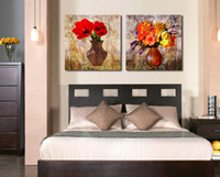 animal house book - Pieces no frame art picture Canvas Prints potted flower orchid Chrysanthemum Oil Painting house snow book lion tig animal