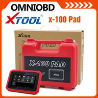 auto connectors - Original XTOOL X100 PAD Same as X300 Plus Auto Key Programmer Special Function Update Online Odometer correction x Pad pro