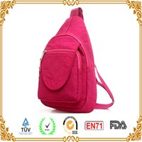 Wholesale burgundy color sling bag xiamen oem bag manufacturer for international in popular item