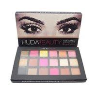 palette 18 color - 2016 Hot HUDA color Shimmer Matte Eye Shadow Palette Cosmetics