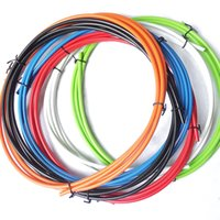 Wholesale New Arrival Jagwire Road Bicycles Brake Pipe Mountain Bikes Brake Line pipe MM M Multi Color