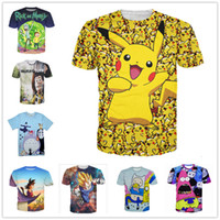 army man toy - DHL D T Shirts For Men Slim Fitness Pikachu Dragon Ball Minion Totoro Toy Story T Shirts