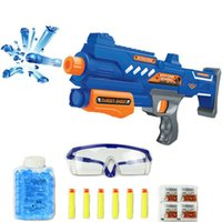 Wholesale Gun toys Model Toys Mauser pistol Children s toy guns Soft Bullet Gun plastic Revolver Kids Fun Outdoor game