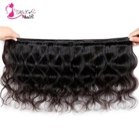 affordable products - 7A grade Affordable brazilian body wave bundles prom queen hair products a grade unprocessed brazilian human hair weaving g bundles