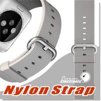 apple releases - Woven Nylon Apple Bracelet Straps New Release Sports Royal Woven Nylon Bracelet Strap Band for Apple Watch Sport