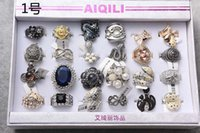 atmosphere mix - European Style Color Retention Plating Opal Ring Fashion Jewelry Accessories Yiwu Ring Atmosphere Free Shopping