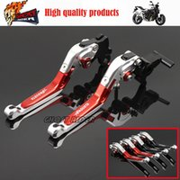 Wholesale GHOST RIDER fits for MV AGUSTA F4 RR Motorcycle Accessories Folding Extendable Brake Clutch Levers