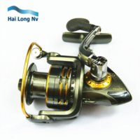 Wholesale Model CK3000 Superior Metal BB Carp Spinning Fishing Reel Fishing Reels Cheap Fishing Reels