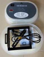 Wholesale Electrical Automatic mini egg incubator