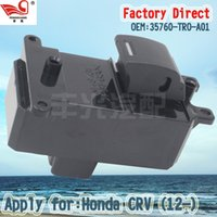 Wholesale Factory Direct TRO A01 Master Electric Power Window Switch Apply for Honda NEW CRV Back Door