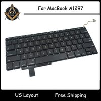 american keyboards - New Laptop US American English Keyboard for Apple MacBook Pro quot A1297 US Keyboard MB604 MC226 MC024 MC725 MD311