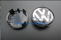 abs plastic products - 4PCS mm black for Volkswagen wheel center cap curved plastic wheel cover Item Product Code D0601165 M7601165 CAR STYLING