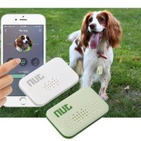 Wholesale Nut Bluetooth GPS Tracker Wireless Mini Smart Tag Anti lost Alarm Finder for Pets and Children