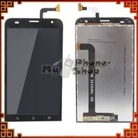 asus suppliers - China Supplier for Asus Zenfone Laser ZE550KL LCD Display Touch Screen Assembly black