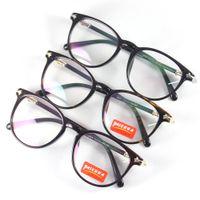 fashion eyeglasses frame - Women Adult Glasses Eyewear Rould Full Rim Frame Spectacles Reading Rx Eyeglasses Rectangle Shade Optical Demo Clear Lenses Fashion