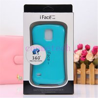 apple iphone korea - AAA quality iface case korea in hybird PC TPU iface case cover shockproof degree iface mall backcover with colors retail package
